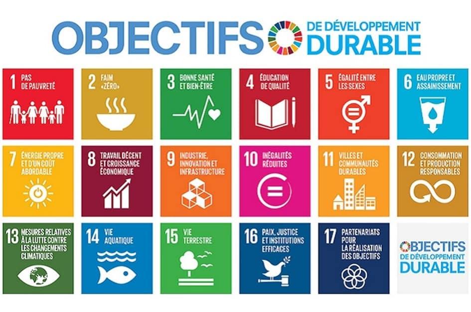 ODD (Objectifs de Développement Durable)